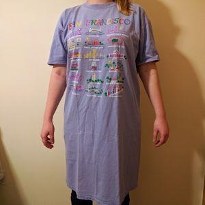 San Francisco Sleep Shirt